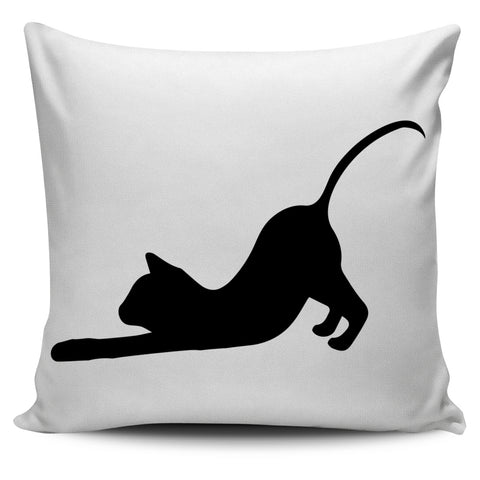 "BLACK CAT "" THE STRETCH"" SERIES 1 PILLOW COVER"