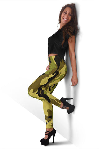 CAMOUFLAGE LEGGINGS - TSP Top Selling Products