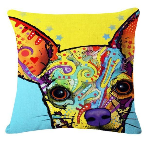 CHIHUAHUA PILLOW COVER - TSP Top Selling Products