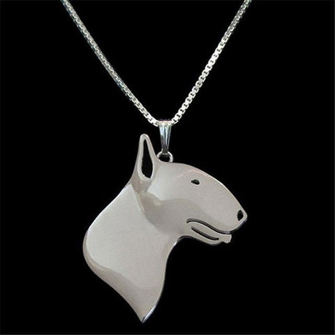 BULL TERRIER NECKLACE - TSP Top Selling Products