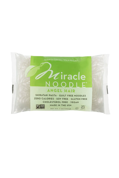 Miracle Noodle Angle Hair - The Condimented Pantry
