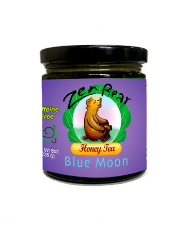 Zen Bear Blue Moon Honey Tea - The Condimented Pantry