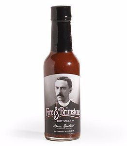 Bone Doctors' Fire & Brimstone Hot Sauce - The Condimented Pantry