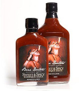 Bone Doctors' Sweet & Spicy BBQ Sauce - The Condimented Pantry