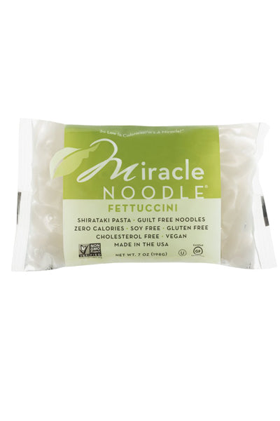 Miracle Noodle Fettuccine - The Condimented Pantry