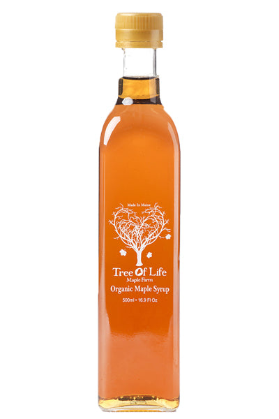 Tree of Life Organic Golden Maple Syrup - The Condimented Pantry