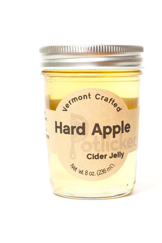 Potlicker Hard Apple Cider Jelly - The Condimented Pantry