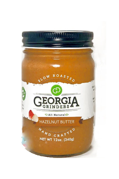 Georgia Grinders Hazelnut Butter - The Condimented Pantry
