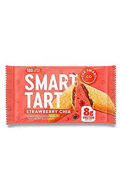 The Smart Co. Strawberry Chia Smart Tart - The Condimented Pantry