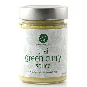 Watcharee's Thai Green Curry Sauce - The Condimented Pantry