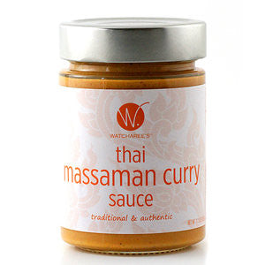 Watcharee's Thai Massaman Curry Sauce - The Condimented Pantry