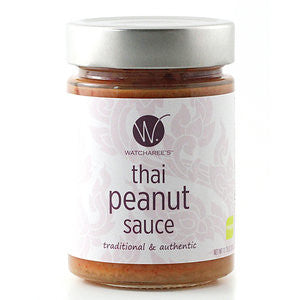 Watcharee's Thai Peanut Sauce - The Condimented Pantry