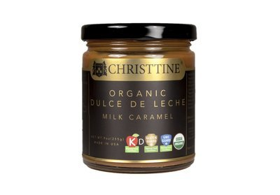 Christtine Organic Confections Dulce de Leche - The Condimented Pantry