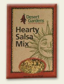 Desert Gardens Hearty Salsa Mix - The Condimented Pantry