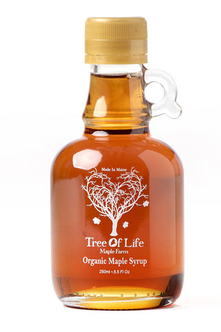 Tree of Life Amber Organic Maple Syrup - The Condimented Pantry