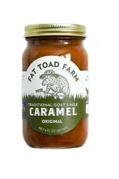 Fat Toad Farm Original Goat's Milk Caramel - The Condimented Pantry