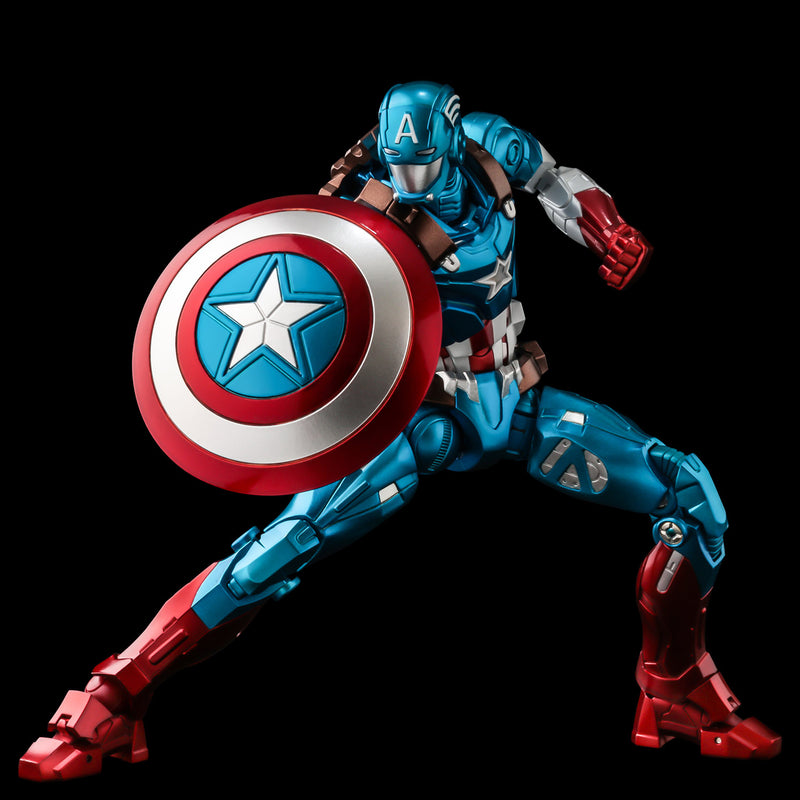 [PREORDER] Fighting Armor Captain America