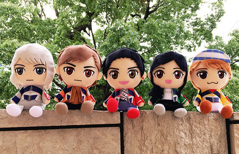 [PREORDER] Kyuranger Character Plushies