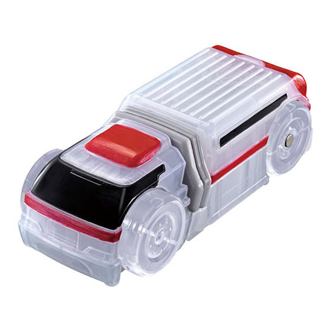 Gashapon Medic Shift Car
