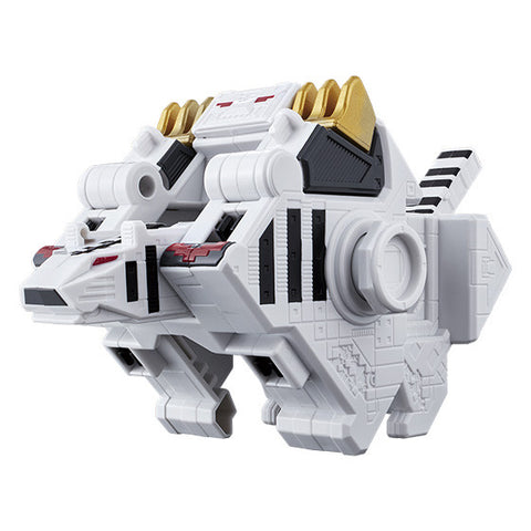 DX Cube Tiger Zyuohger Zord