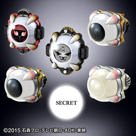 Premium Bandai Final Ganma Eyecon Set