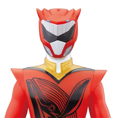 Zyuoh Whale Vinyl Figure