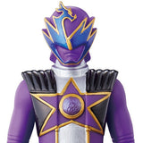 Kyuranger SH10 Ryuu Commander Purple Vinyl Figure