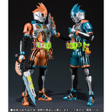 Ex-Aid Mighty Brothers XX Figuart Set