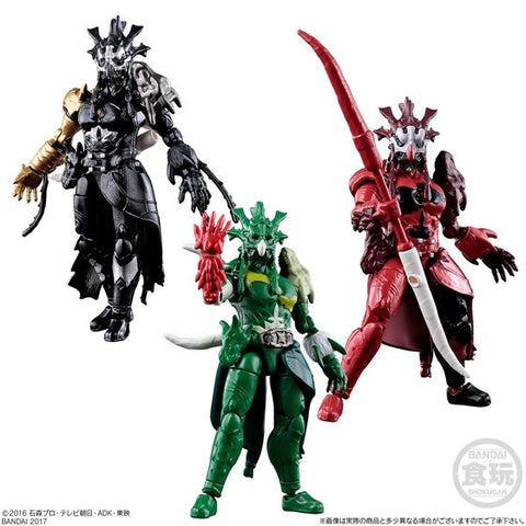 [PREORDER] Ex-Aid Graphite Bugster SODO Figure Set