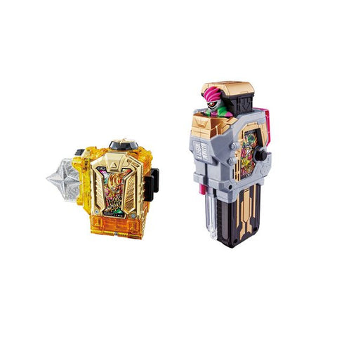DX Hyper Muteki & Maximum Mighty X Gashat Set