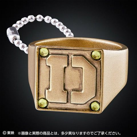 Denziman Denji Ring Set