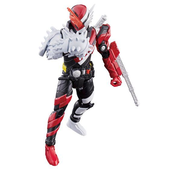 BCR05 Fire Hedgehog Bottle Change Rider Figure
