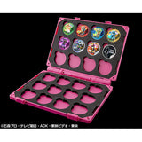 Ex-Aid Secret Game Buttobasoul Medal Set