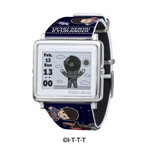 Kyuranger EPSON Smart Canvas Watch