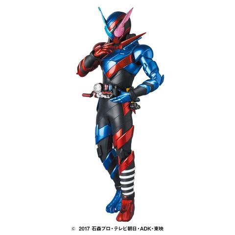 [PREORDER] RAH Genesis Kamen Rider Build Rabbit Tank Form