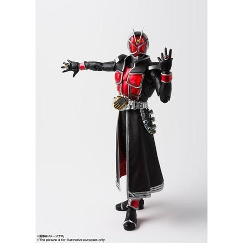 S.H. Figuarts SS Kamen Rider Wizard Flame Style