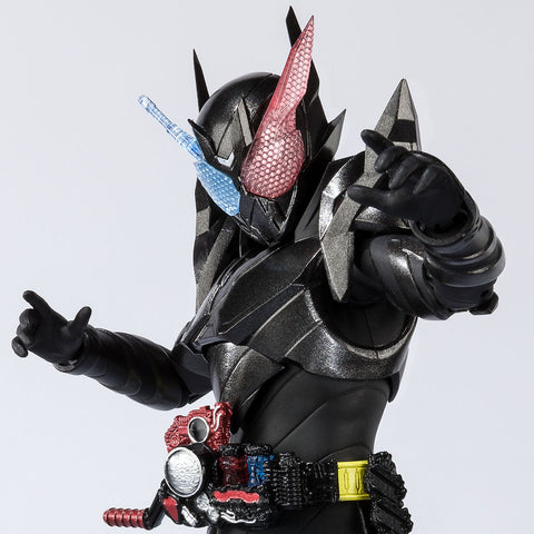 SH Figuarts Kamen Rider Build Hazard Form