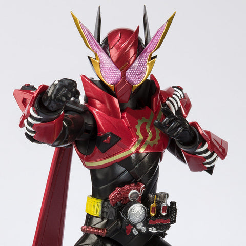 [PREORDER] SH Figuarts Kamen Rider Build Rabbit Rabbit Form