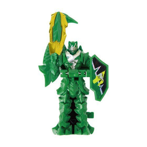 Apparel-exclusive Green RyuSoul