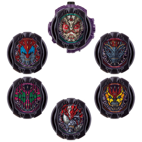 DX Another Watch Set 4