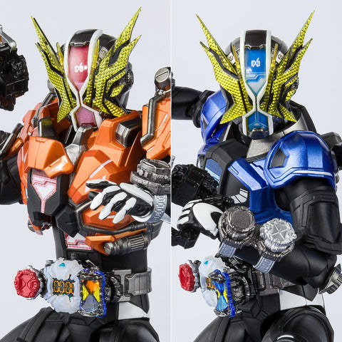 SH Figuarts Kamen Rider Geiz Revive True Savior Set