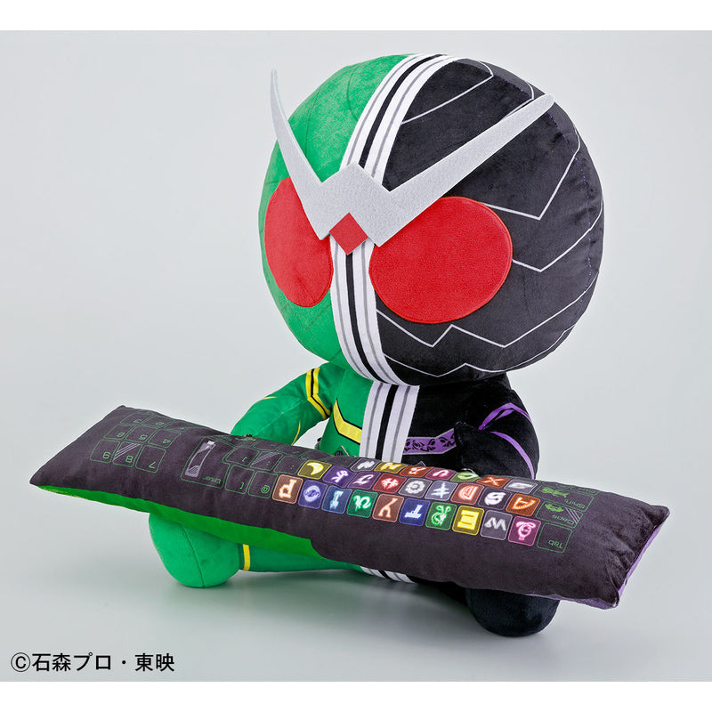 Kamen Rider W PC Cushion