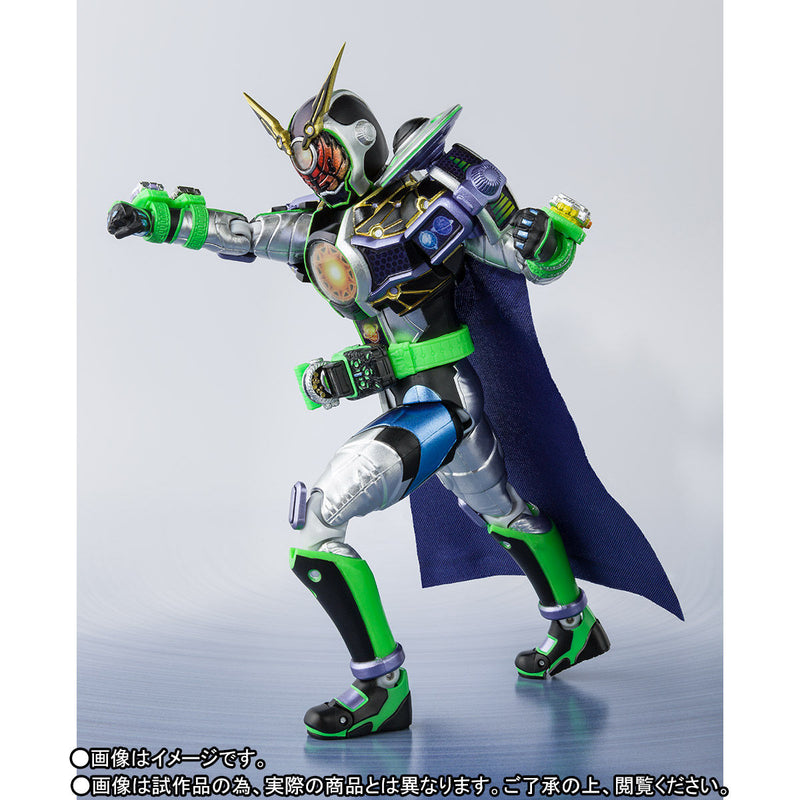 SH Figuarts Kamen Rider Woz Ginga Finally Set