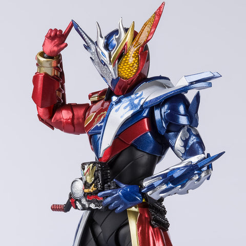 [PREORDER] SH Figuarts Kamen Rider Build Cross-Z Build Form