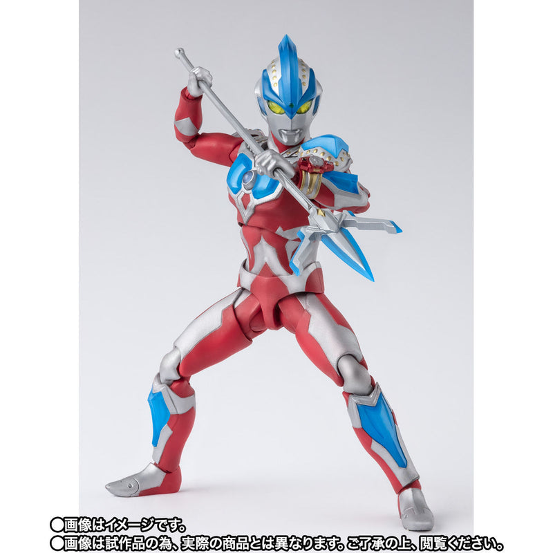 SH Figuarts Ultraman Ginga Strium