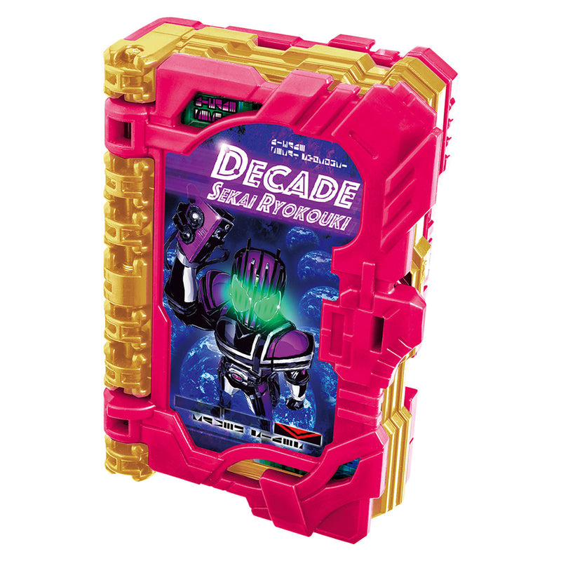 DX Decade Wonder Ride Book