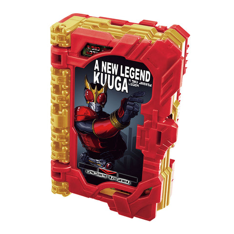[PREORDER] DX Kuuga Wonder Ride Book
