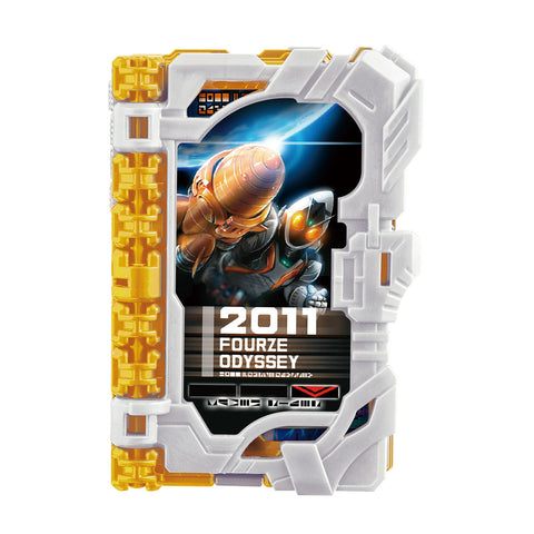 [PREORDER] DX Fourze Wonder Ride Book