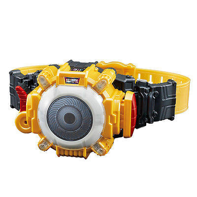 DX Grateful Dead Damashii Eyecon Driver G - Kamen Rider Ghost DX Changer Belt