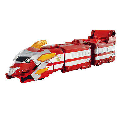 Power Rangers DX Goseiger (Megaforce) EX Ressha Train Bandai 2014